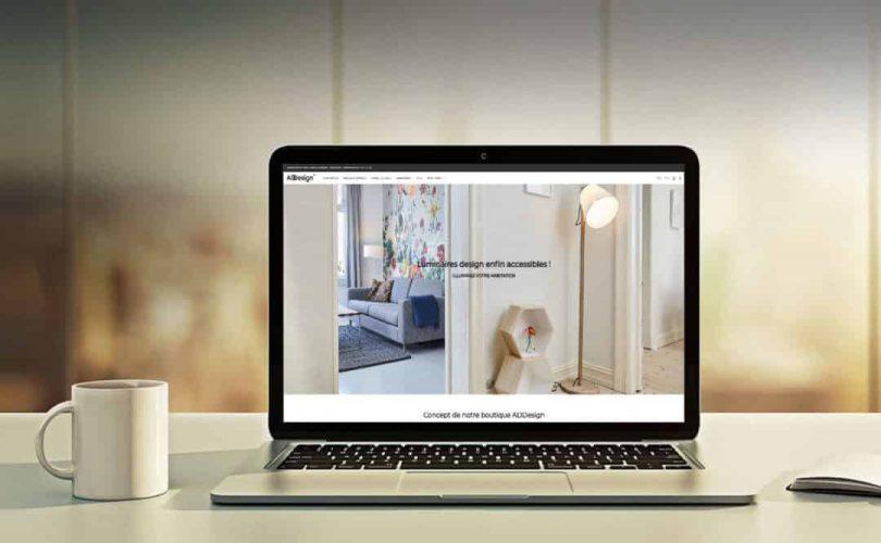 E-commerce Addesign
