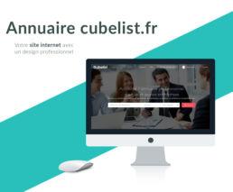 Cubelist - annuaire professionnel