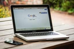 Référencement site web sur Google