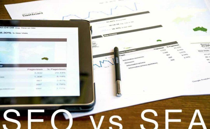Quelle est la différence entre le référencement SEO et SEA?