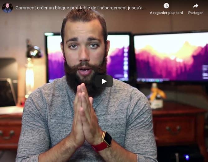 formation creer un blog - Comment créer un blog rentable : formation pas à pas par Olivier