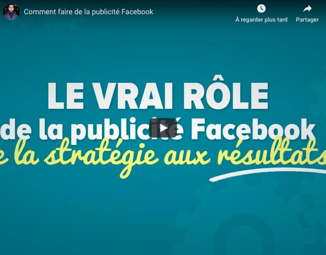 formation facebook professionnel