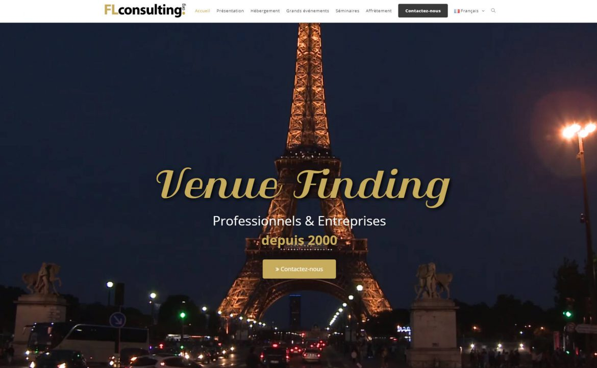 FL Consuling – Venue Finder