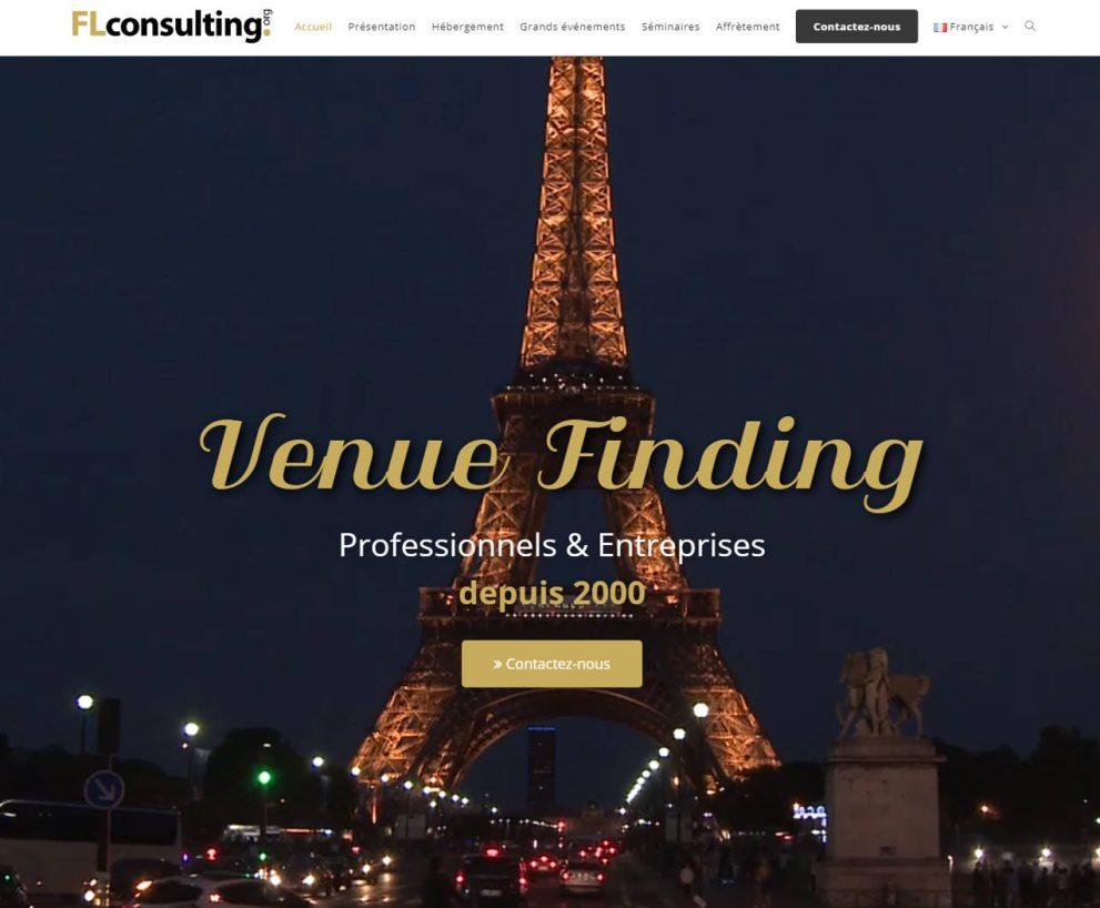 FL Consuling – Venue Finder